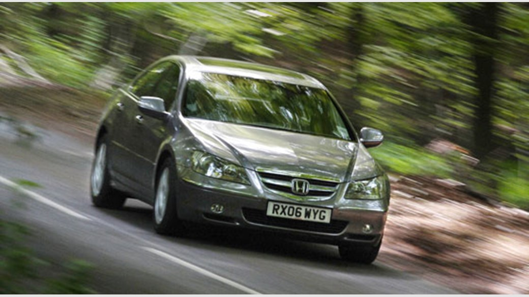 Honda Legend 35i 2006 Review Car Magazine