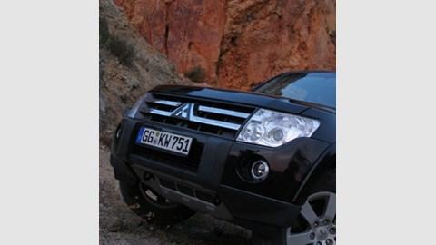 Mitsubishi Shogun (2007) review   CAR Magazine