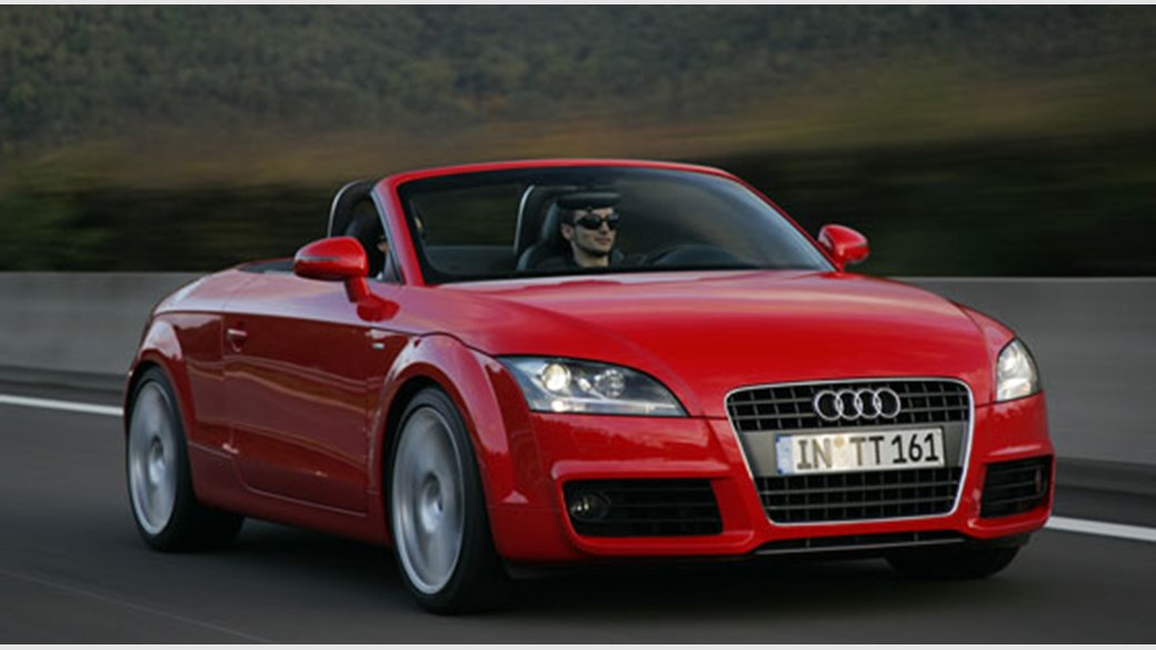 Audi TT Roadster T Review CAR Magazine - 2006 audi tt