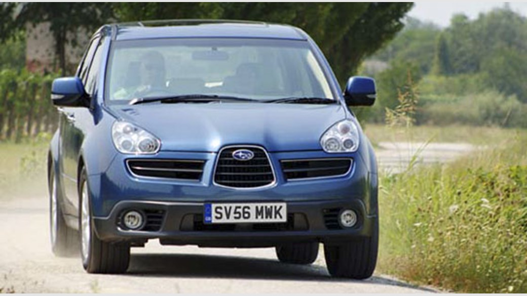 Subaru B9 Tribeca 3 0 2006 Review