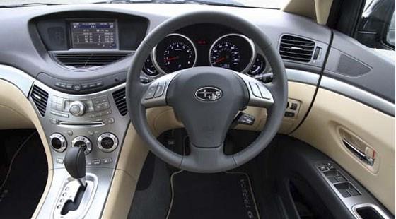 Subaru B9 Tribeca 30 2006 Review Car Magazine