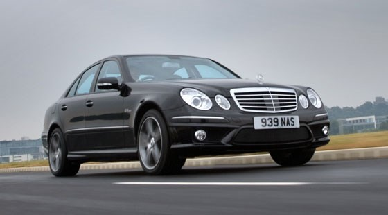 Mercedes E500 Facelift 2006 Review By Car Magazine