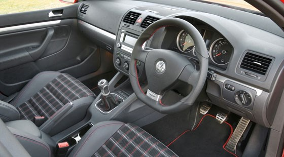 vw golf gti edition 30 2006 review by car magazine. Black Bedroom Furniture Sets. Home Design Ideas