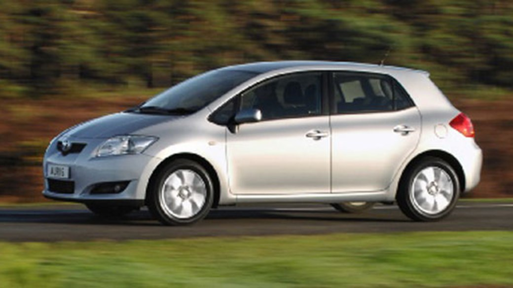 Toyota Auris 1.6 (2007) Review