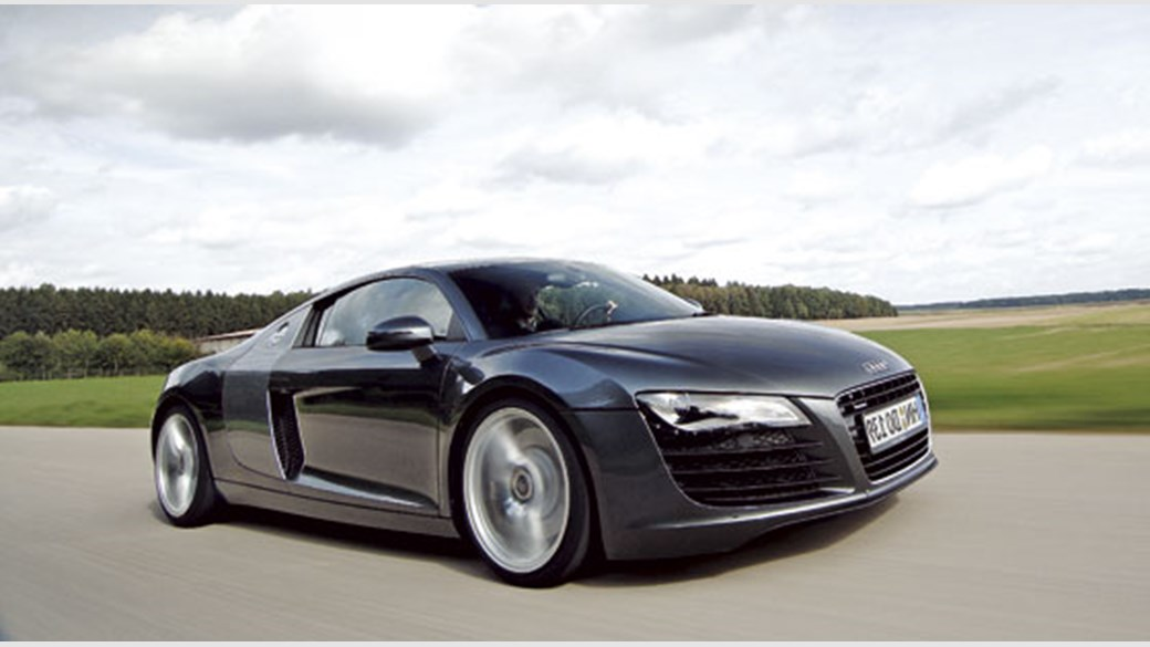 Audi R8 2007 review by CAR Magazine