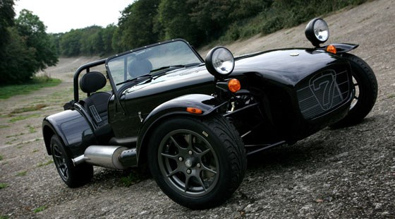 Caterham Seven Roadsport 125 2007 review by CAR Magazine