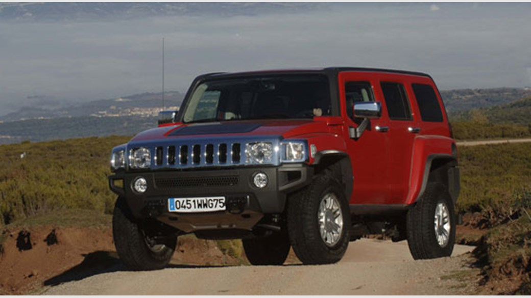 Hummer H3 3 7 2007 Review