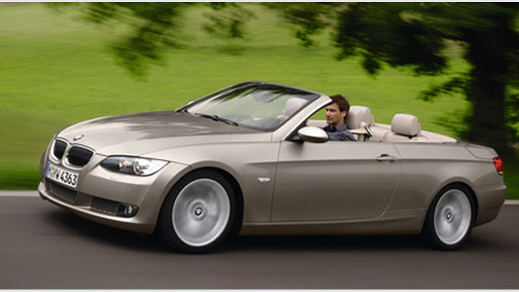 BMW 335i (2007) Convertible review | CAR Magazine