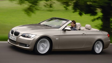 BMW 335I Convertible >> Bmw 335i 2007 Convertible Review Car Magazine