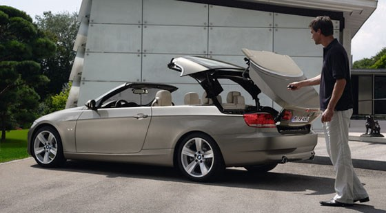 BMW 335i 2007 Convertible review by CAR Magazine