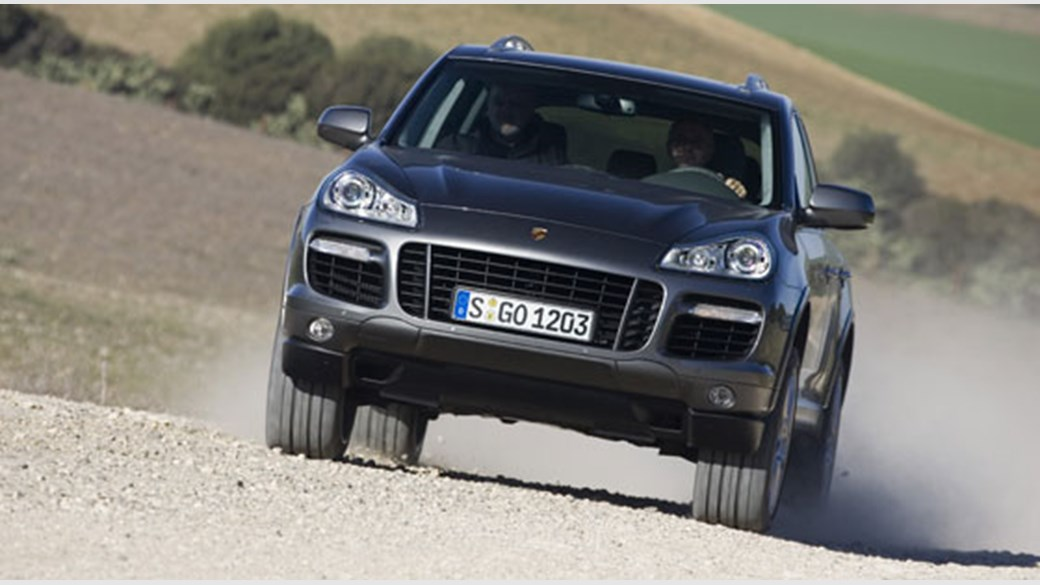Porsche Cayenne 3 6 V6 2007 Review