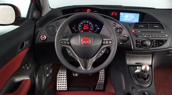 Honda Civic Type R (2007) review by CAR Magazine