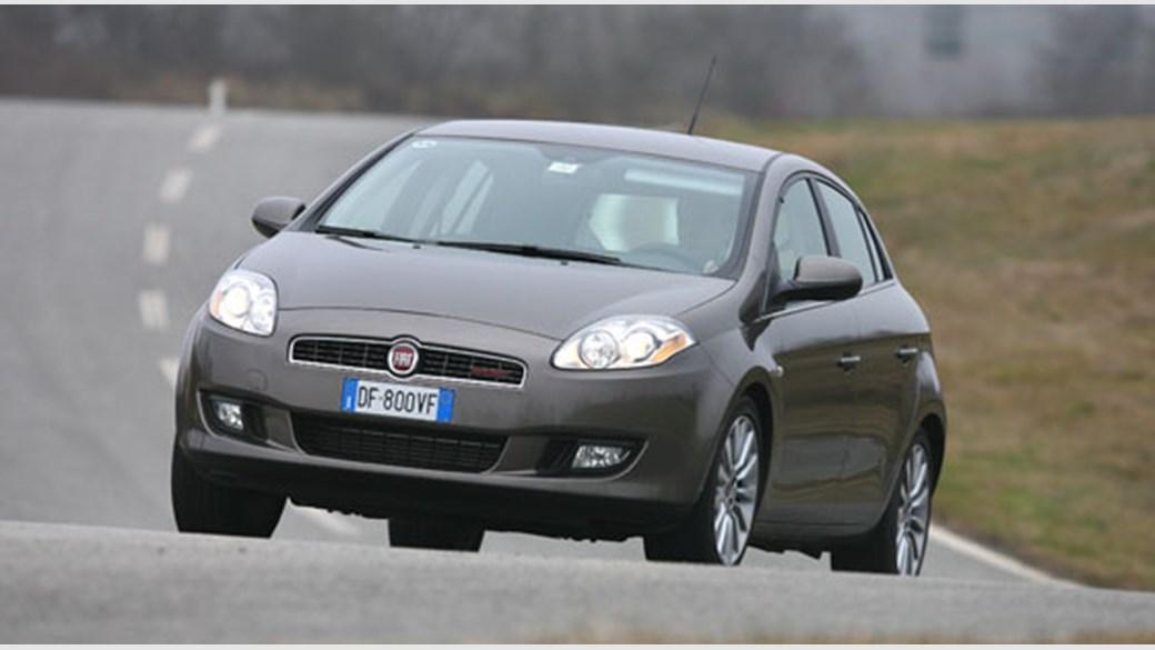 c3fc02e044 Fiat Bravo 1.9 JTD (2007) review
