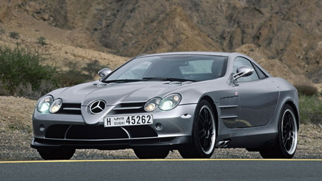 2007 Mercedes-Benz SLR 722 Edition | Review | SuperCars.net