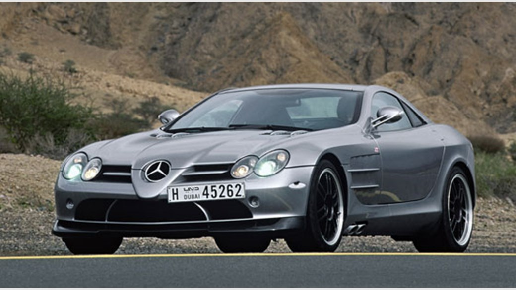 Mercedes Mclaren Slr 722 Edition 2007 Review Car Magazine
