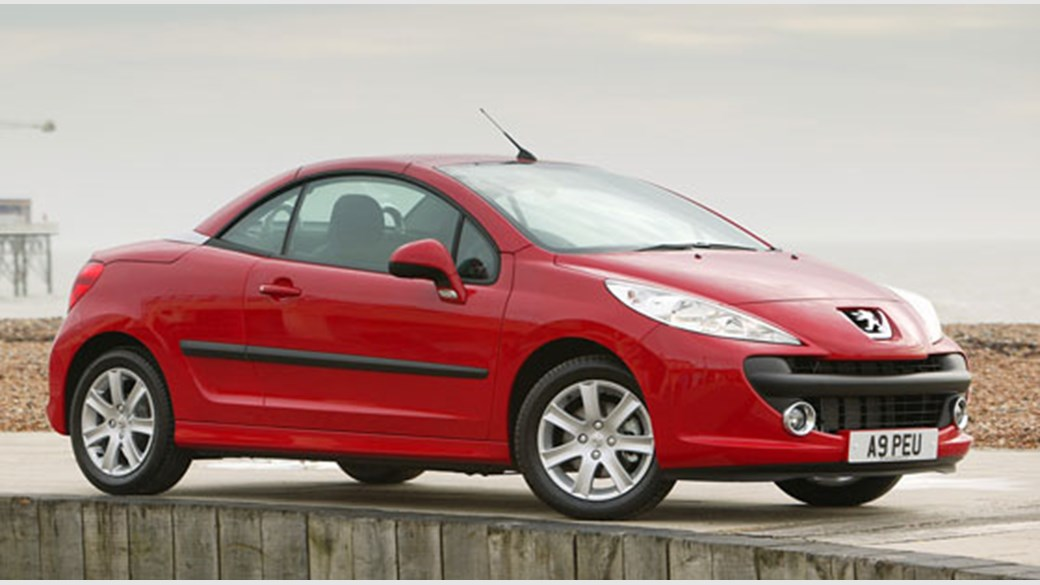 peugeot 207 gt 150 (2006) reviewcar magazine