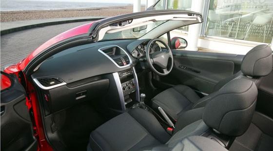 Peugeot 207 Cc 2007 Driven Review Car Magazine