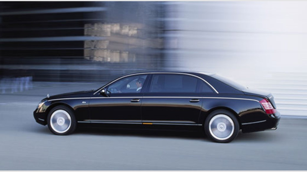 Maybach 62s 2007 Review