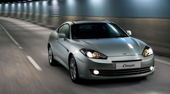 Hyundai Coupe Facelift 2 7 2007 V6 Review Car Magazine