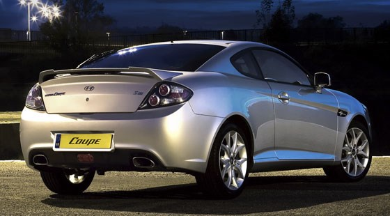 Hyundai Coupe Cars For Sale