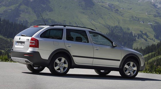 Skoda Octavia Scout 2 0 Review By Car Magazine