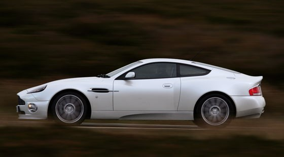 Aston Martin Vanquish S With Works Service Manual Conversion 2007 Review Car Magazine