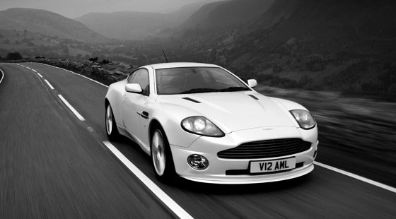 Aston Martin Vanquish S With Works Service Manual