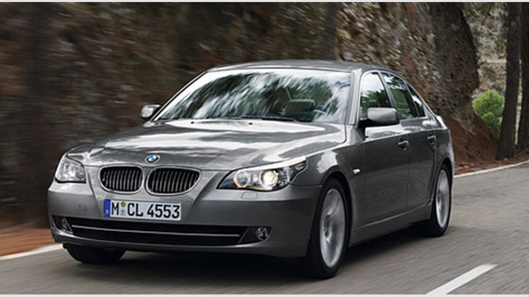 BMW 530i 2007 review by CAR Magazine