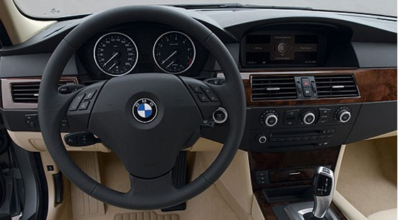 bmw 530i 2007 review by car magazine. Black Bedroom Furniture Sets. Home Design Ideas