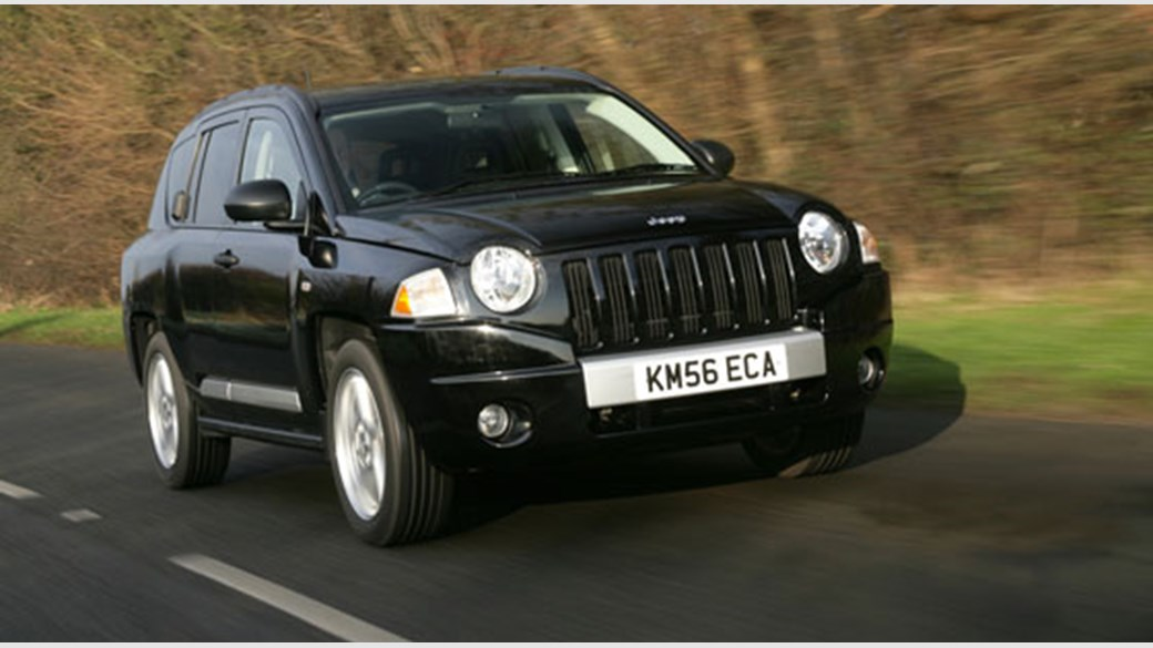 Jeep Compass 20 Crd Limited Manual 2007 Review Car Magazine