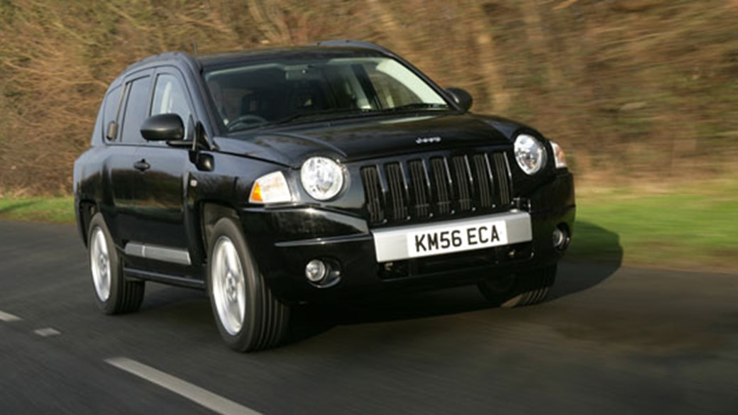 Charming Jeep Compass 2.0 CRD Limited Manual (2007) Review
