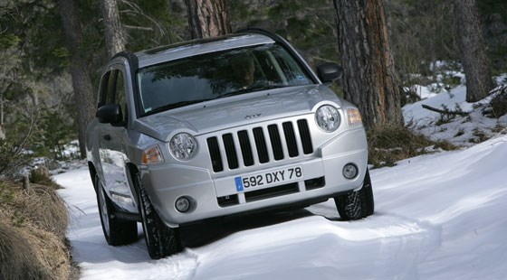Jeep Compass 2.0 CRD Limited Manual (2007) Review ...
