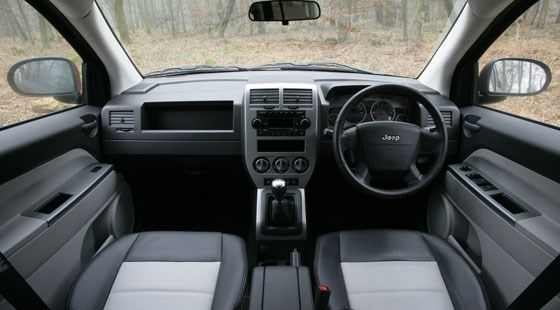 Jeep Compass 2 0 CRD Limited manual (2007) review | CAR Magazine