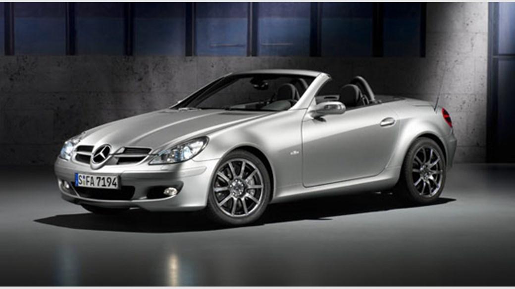 Mercedes slk slk 200 kompressor edition 10   lm select limited.