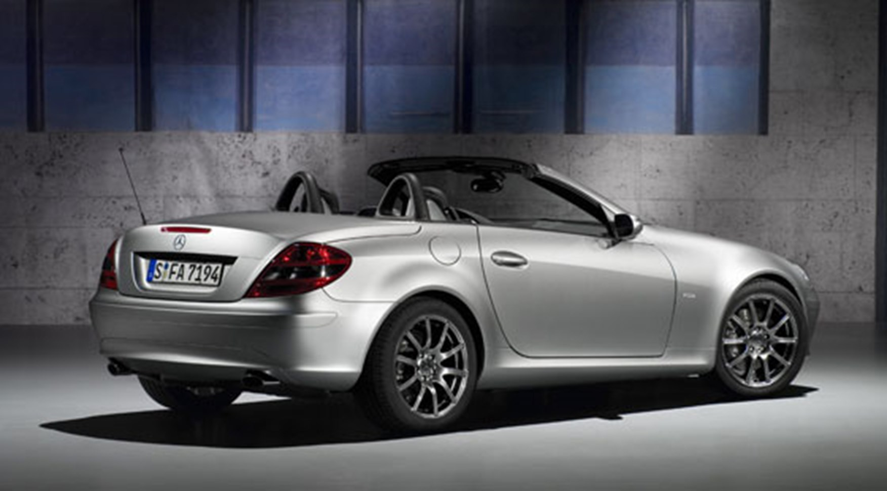 Mercedes Slk200 Edition 10 2007 Review By Car Magazine