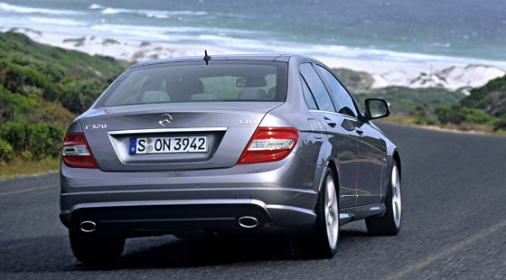 Mercedes C350 Sport (2007) review | CAR Magazine