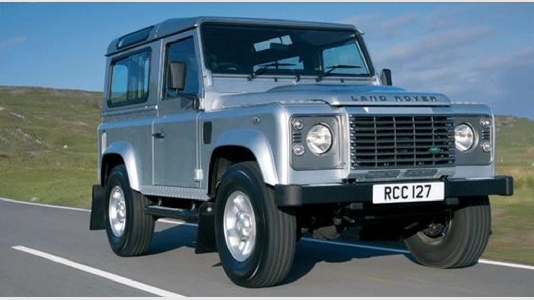 Land Rover Defender 90 (2007) review | CAR Magazine