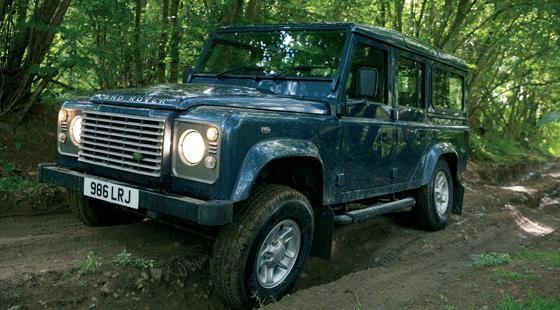 Defender 110 2018 >> Land Rover Defender 90 (2007) review | CAR Magazine
