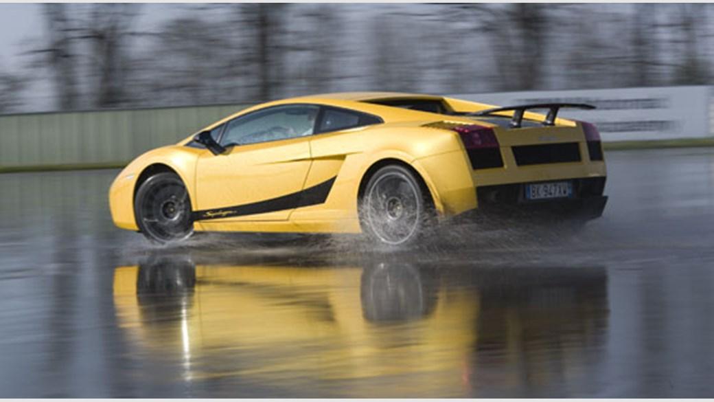 Lamborghini Gallardo Superleggera 2007 Review Car Magazine