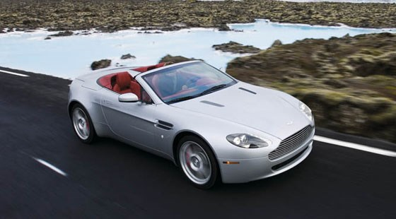 Aston Martin V8 Vantage Roadster 2007 Review Car Magazine