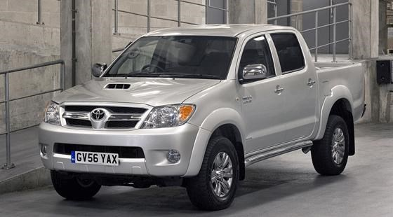 Image result for 2007 Toyota Hilux