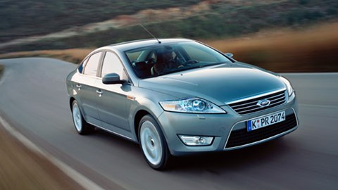 Ford Mondeo 2 0 TDCi (2007) review | CAR Magazine