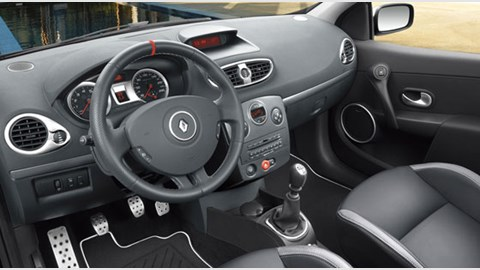 renault clio 197 r27 2007 review by car magazine. Black Bedroom Furniture Sets. Home Design Ideas