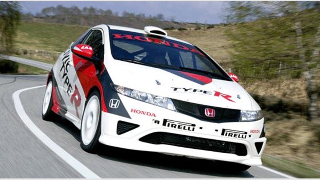 Honda Civic Type R Rally (2007) review by CAR Magazine