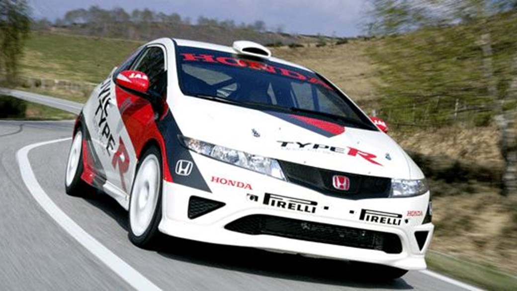 Honda Civic Type R Rally (2007) Review