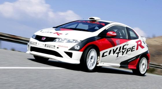 honda civic type r rally 2007 review by car magazine. Black Bedroom Furniture Sets. Home Design Ideas