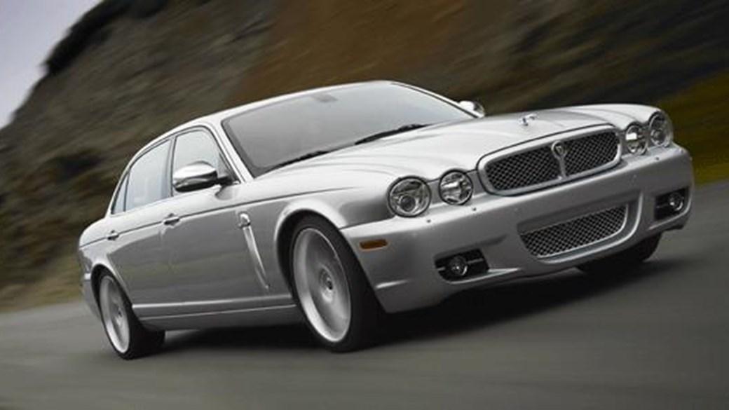 Used 2007 Jaguar XJ-Series XJR Pricing - For Sale | Edmunds