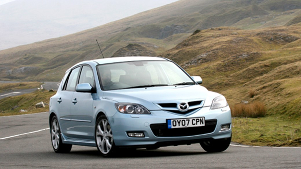 Mazda 3 2.0D (2007) Review