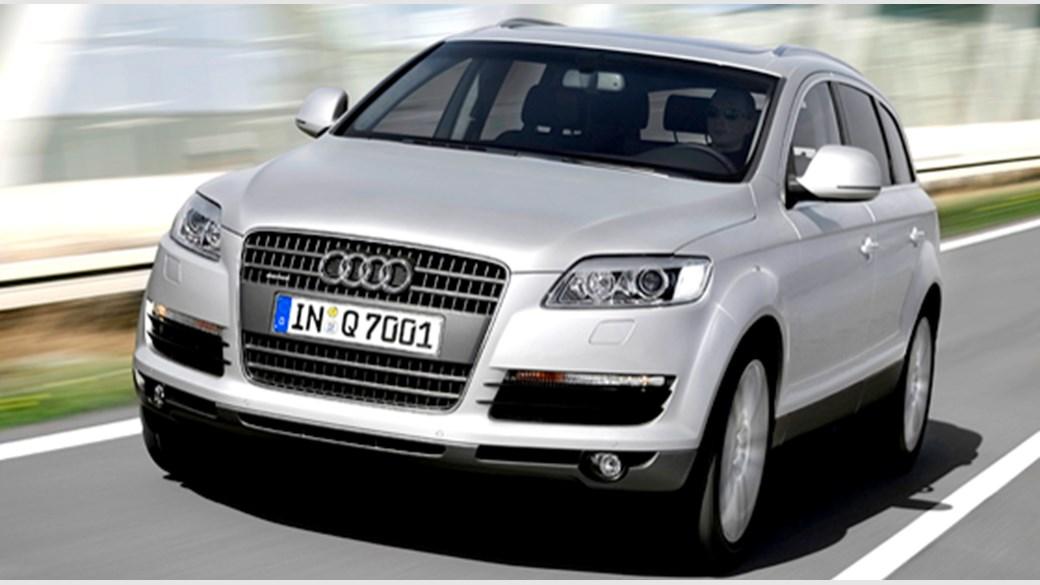 Audi Q7 4.2 TDi (2007) review | CAR Magazine