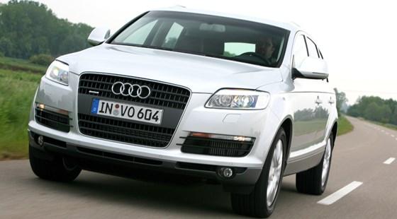 Audi Q7 4 2 TDi (2007) review | CAR Magazine